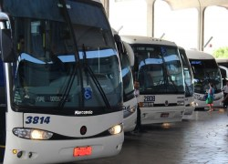 Revisão das tarifas do transporte intermunicipal será parcelada em duas etapas