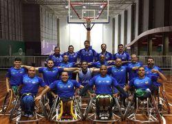 Professor da UCS será técnico da seleção brasileira masculina no Campeonato Mundial de Basquete em cadeira de rodas