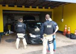 PRF apreende cocaína e prende homem em Lajeado