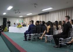 Campus Bento Gonçalves realiza três solenidades de formatura de cursos técnicos