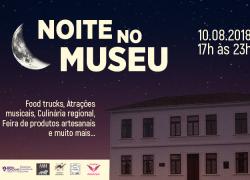 """""""Noite no Museu"""" integra o Cálice de Estrelas 2018 em Bento"""