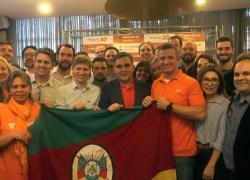 Partido Novo homologa Matheus Bandeira como candidato ao Piratini
