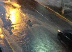 Trecho da Saldanha Marinho seguirá bloqueado nesta sexta em Bento