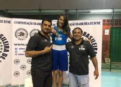 Atletas de Boxe de Bento se destacam em Campeonato Brasileiro