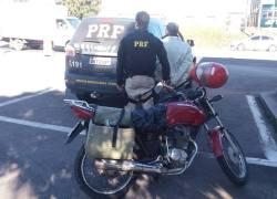 PRF prende condutor embriagado após fuga na BR-116 em Caxias