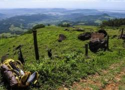 Grupo de ciclistas de Bento e Garibaldi está perdido no Canion Josafaz em São Francisco de Paula