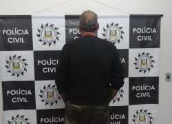 Foragido é preso em Farroupilha