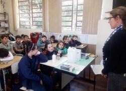 Parceiros Voluntários firma convênio com escolas de Monte Belo do Sul pelo projeto Tribos