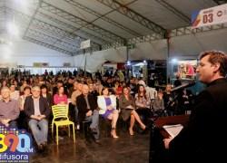 Com 50 mil visitantes, encerra a Expo Carlos Barbosa 2018