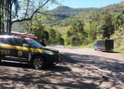 Balanço da PRF  Operação viagem segura – independência do Brasil na BR 470