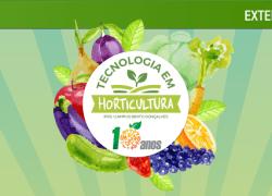 X Semana Acadêmica do Curso Superior de Tecnologia em Horticultura do IFRS ocorre a partir do dia 25