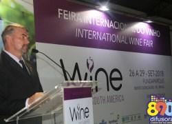Na Wine South America, ocorre o pré-lançamento da Tecnovitis 2019