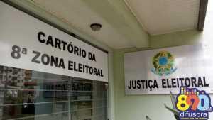 8 Zona Eleitoral
