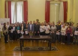 Prefeitura assina convênios do Fundo Municipal da Cultura em Bento