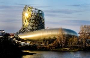La Cité du Vin - Crédito Anaka, La Cité du Vin