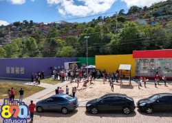 Prefeitura de Bento inaugura novo Ceacri Carrossel da Esperança no bairro Municipal