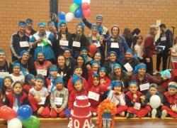 Escola Municipal Santa Helena completa 30 anos de atividades em Bento