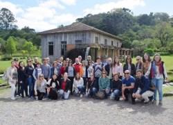 Secretaria de Turismo e Cultura de Veranópolis participa de curso de Patrimônio Cultural