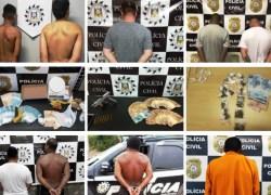Polícias Civis deflagram a Operação Anjos da Lei em todas as regiões do Brasil