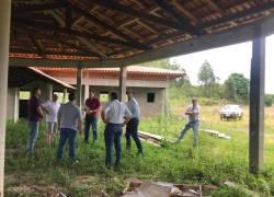 MPF realiza perícia junto ao Complexo Educacional em Monte Belo
