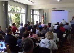 STRBG reúne viticultores, discute preço da uva e defende valorização do produtor