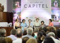 """""""O Livro do Capitel"""" é lançado em Bento Gonçalves"""