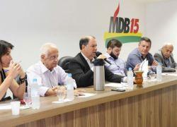 MDB gaúcho decide participar do Governo Eduardo Leite