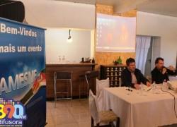 Última reunião mensal dos prefeitos da Amesne em 2018 ocorre em Pinto Bandeira