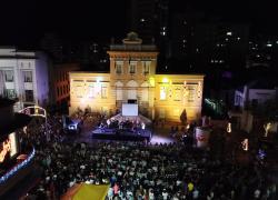 Shows e atrações culturais congregam comunidade no Natal Bento 2018