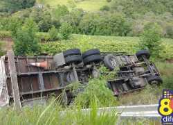 Identificada vítima de acidente fatal na ERS-431 no interior de Bento