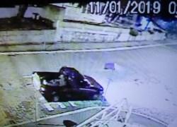 Tentativa frustrada de roubo na agência dos Correios em Pinto Bandeira