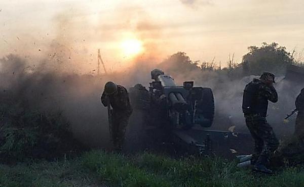 Силовики виявили укріпрайон бойовиків на Луганщині
