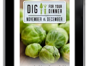 Dig For Your Dinner November/December eBook