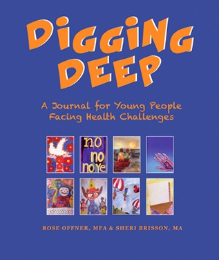 Digging Deep - Building resilience in sick kids through journaling