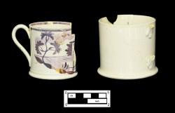 Small Of Pottery Mug Handles