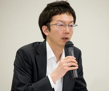 中澤圭介氏