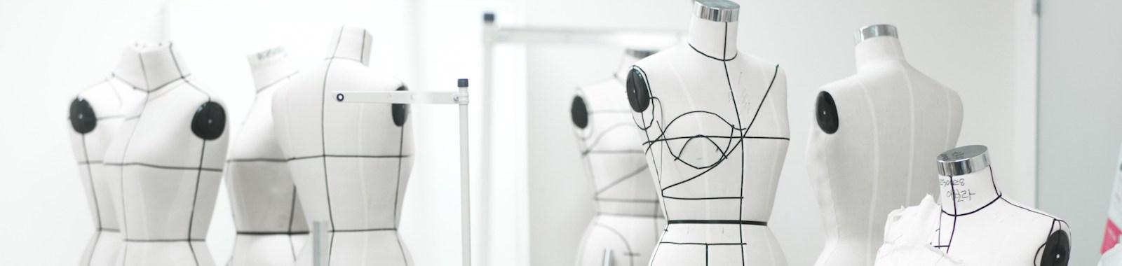 Mannequins in a studio, Seoul, South Korea