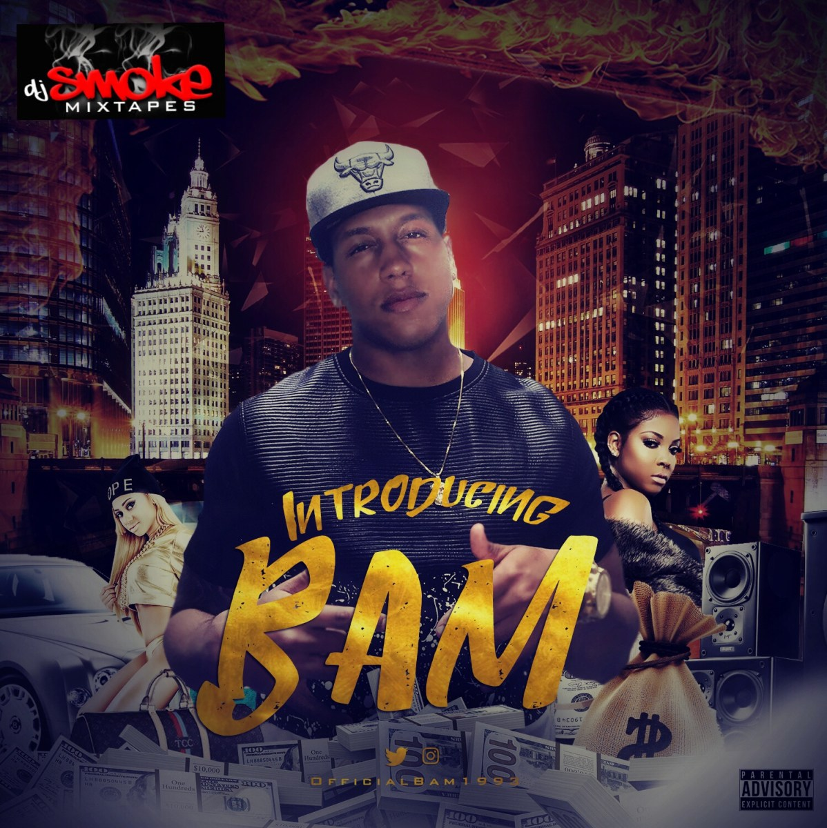 Bam - Introducing Bam (Hosted by DJ Smoke)