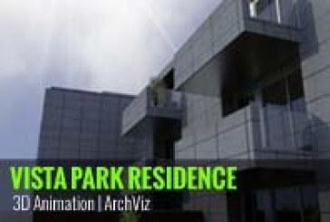 Vista Park Residence – Animação arquitectónica 3D de exterior & interior