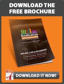 Download DigiMarCon Asia Pacific 2021 Brochure