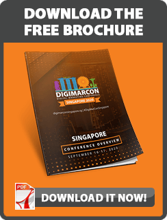 Download DigiMarCon Singapore 2021 Brochure