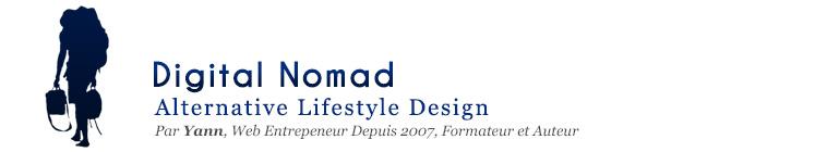 Digital Nomad Logo