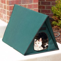 Small Crop Of Outdoor Cat House