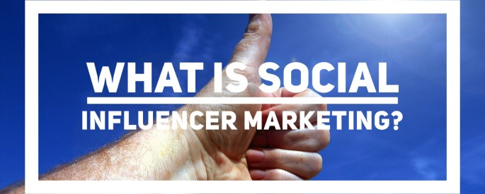 What is Social Influencer Marketing Cover
