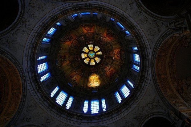 The Main Cupola of the Berliner Dom
