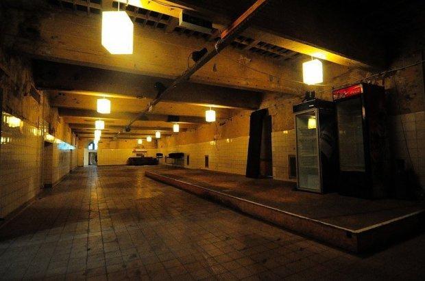 Empty Room on the Ground Floor