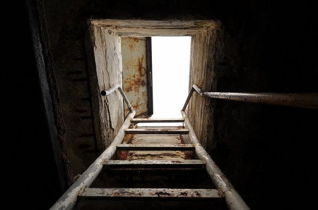ladder hatch