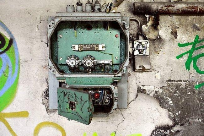 factory fuse box