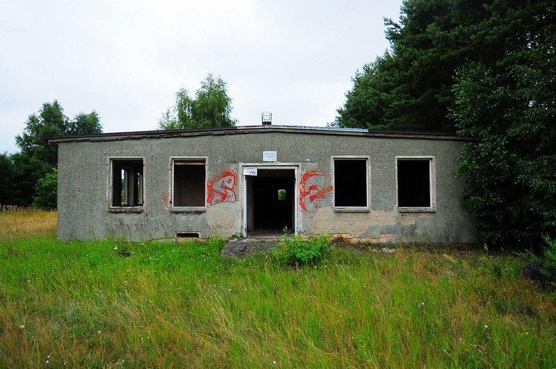 oranienburg barracke