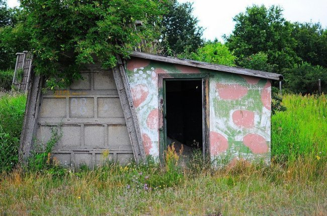schutzbau flugplatz oranienburg